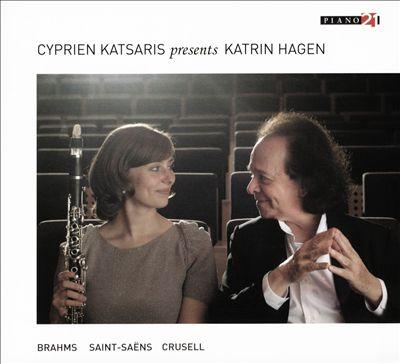 Cyprien Katsaris Presents Katrin Hagen