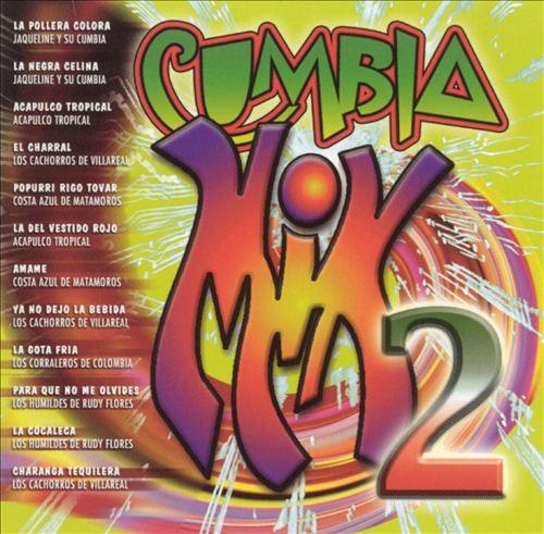 Cumbia Mix, Vol. 2