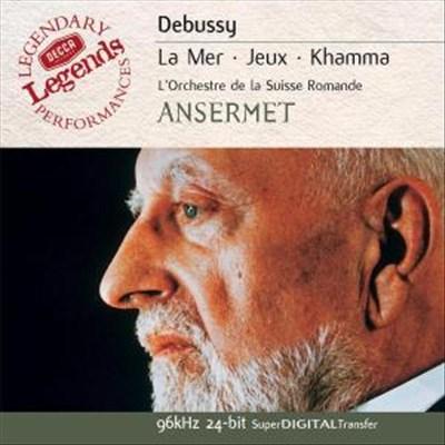 Debussy: La Mer; Prélude à l'Après-midi d'un Faune; Jeux, Etc.