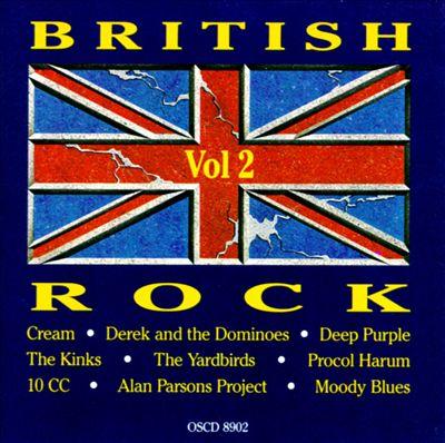 British Rock, Vol. 2 [Original Sound]