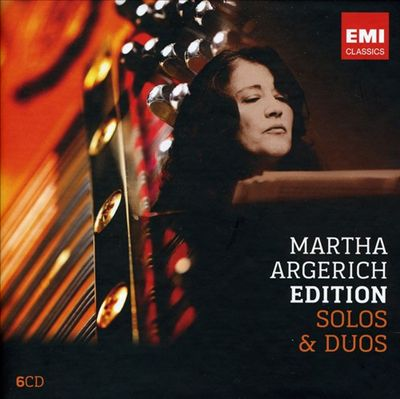 Martha Argerich Edition: Solos & Duos