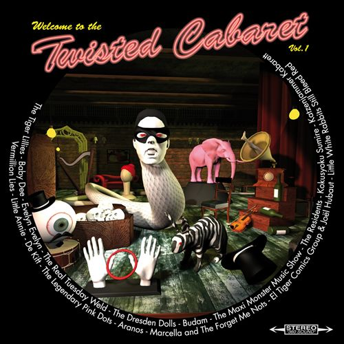 Twisted Cabaret, Vol. 1
