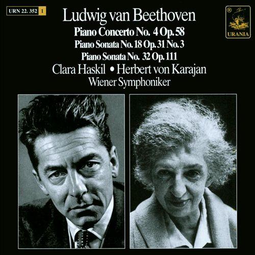 Beethoven: Piano Concerto No. 4; Piano Sonatas Nos. 18 & 32