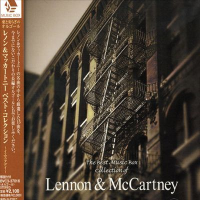 The Best Musicbox Collection of Lennon & McCartney