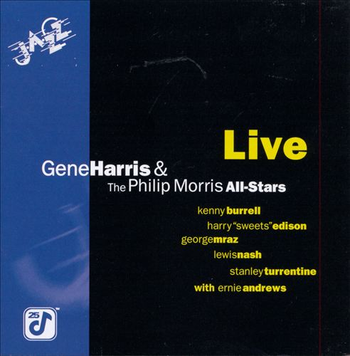 Philip Morris All-Stars Live
