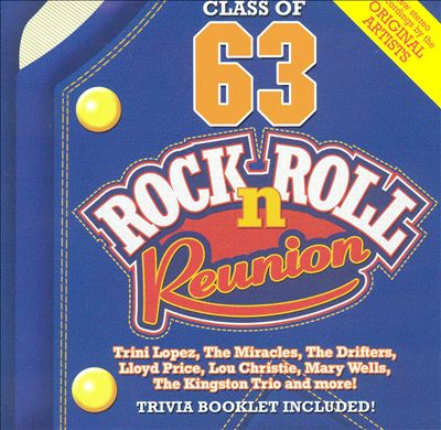 Rock N Roll Reunion 1963