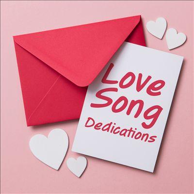 Love Song Dedications [Universal]