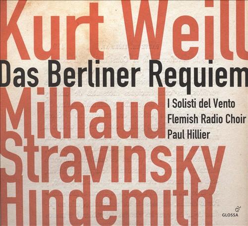 Kurt Weill: Das Berliner Requiem
