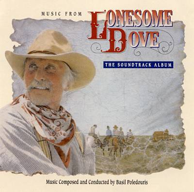 """Music from """"Lonesome Dove"""" (The Soundtrack Album)"""