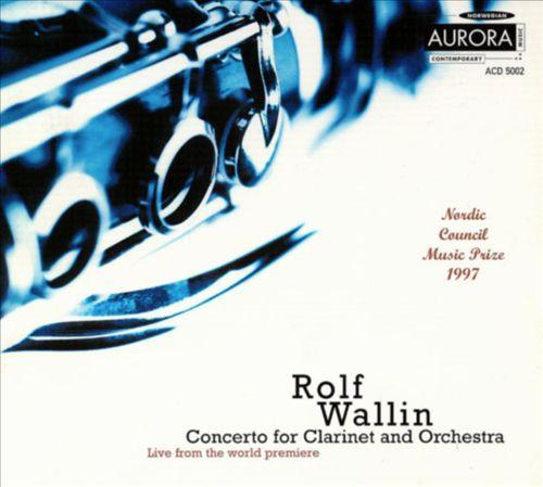 Rolf Wallin: Clarinet Concerto