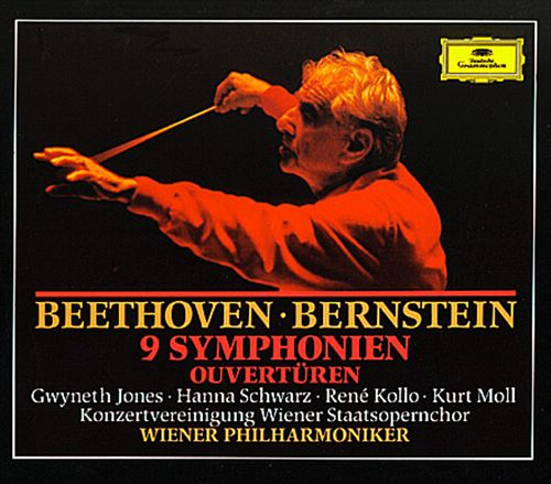 Beethoven: 9 Symphonien; Ouvertüren [Box Set]