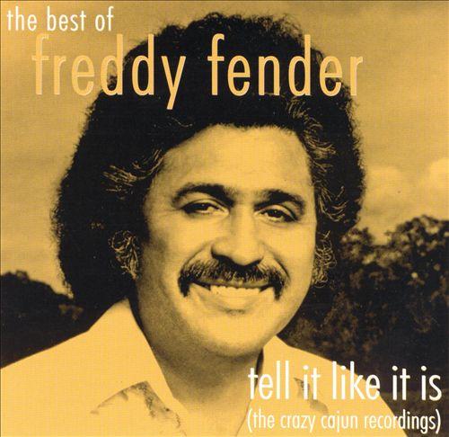 Tell It Like It Is: Best of Crazy Cajun Recordings