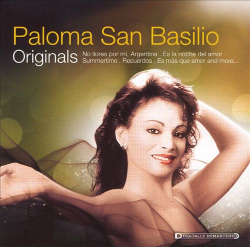 Originals: Paloma San Basilio