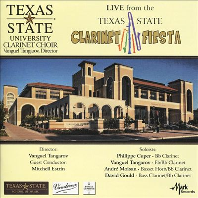Live from the Texas State Clarinet Fiesta