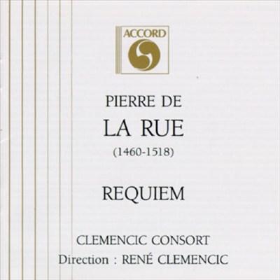 Pierre De La Rue: Requiem