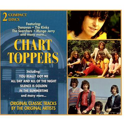 Chart Toppers [Boxsets 1997]