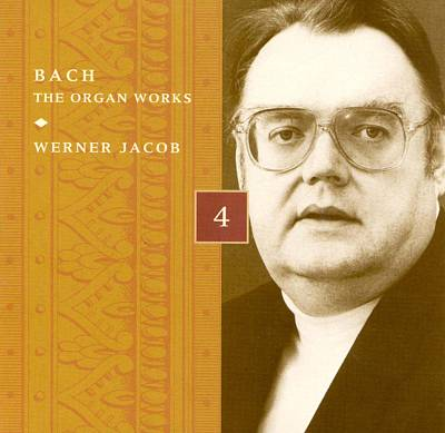 Bach: The Organ Works, Disc 4