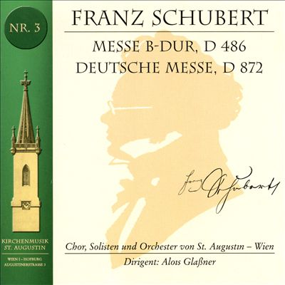 Schubert: Messe; Deutsche Messe