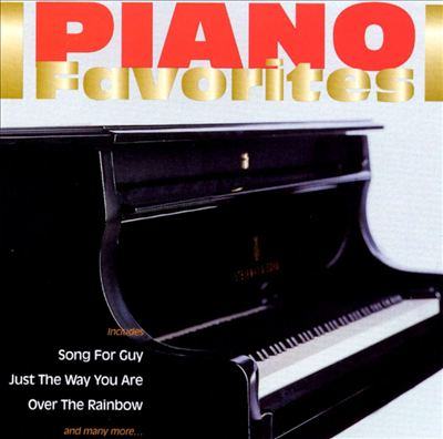 Piano Favorites [Legacy]