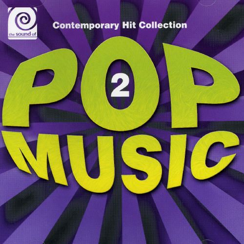 Sound of Pop Music: Contemporary, Vol. 2