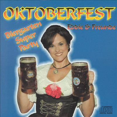 Oktoberfest: Biergarten Super Party
