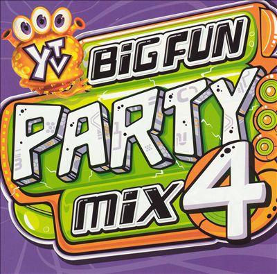 YTV Big Fun Party Mix, Vol. 4