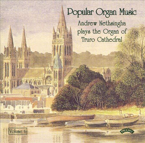 Popular Organ Music, Vol. 6