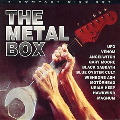The Metal Box Set