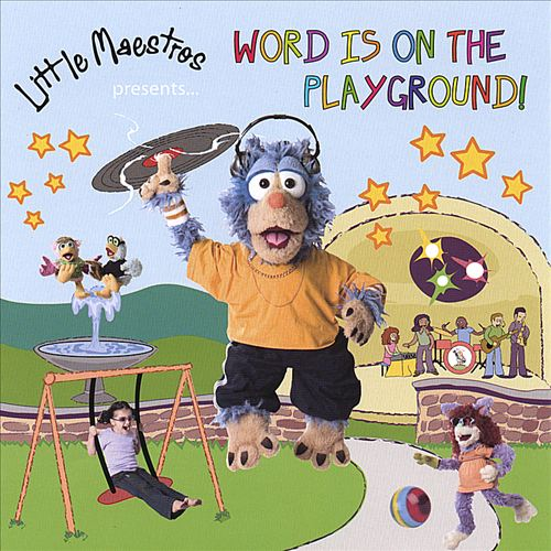 Word is On the Playground