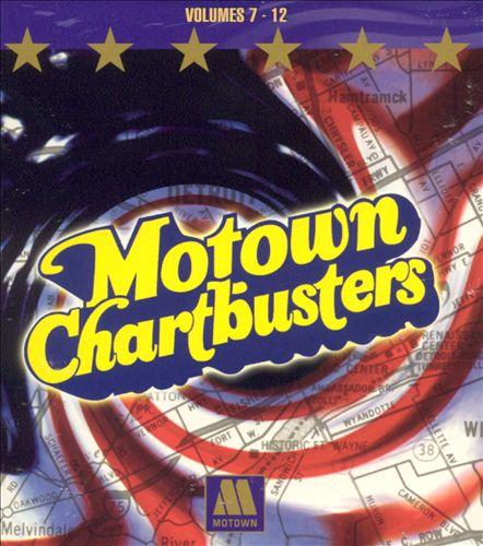 Motown Chartbusters, Vols. 7-12 [Box Set]