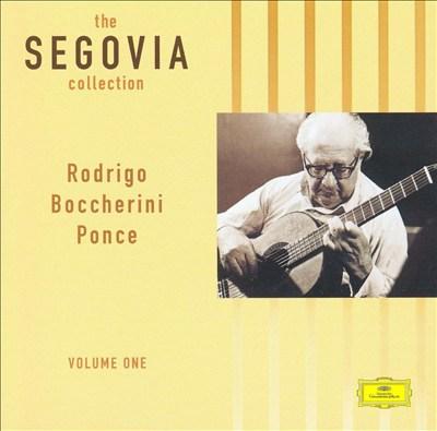 The Segovia Collection, Vol. 1