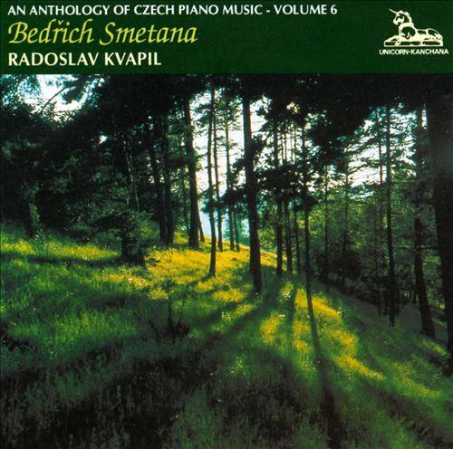 Czech Piano Music, Vol.6