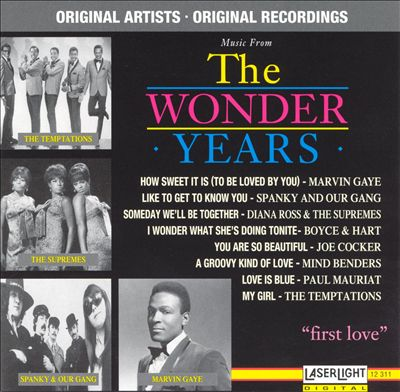 Music from the Wonder Years, Vol. 1