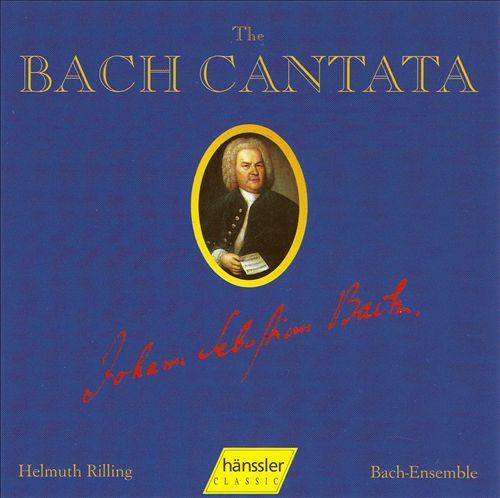 The Bach Cantata, Vol. 10