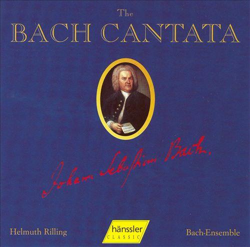 Die Bach Kantate, Vol. 9