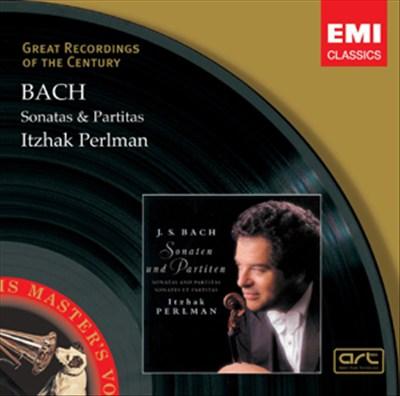 Bach : Son. & Partitas Pour Violon Seul
