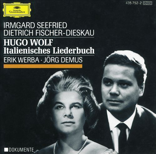 Italienisches Liederbuch (Books 1 & 2), for voice & piano