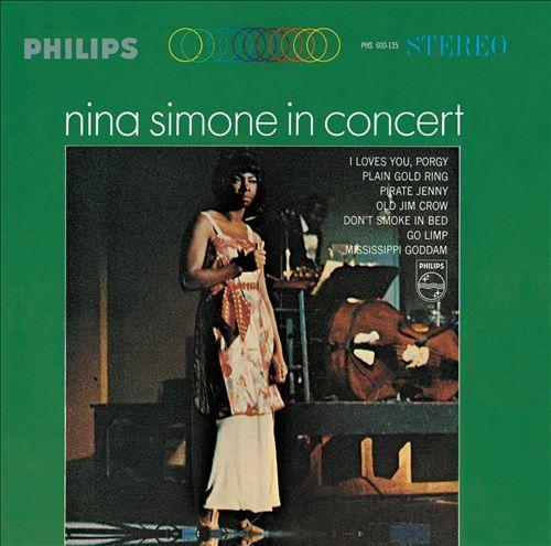 Nina Simone in Concert
