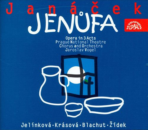 Janácek: Jenufa
