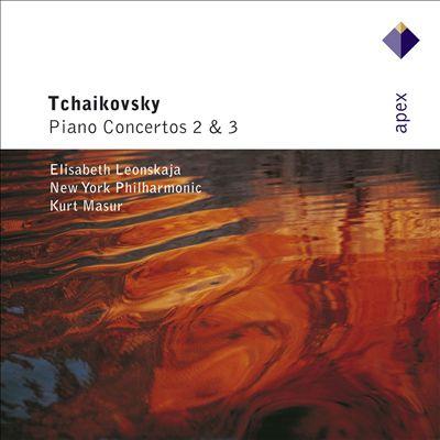 Tchaikovsky: Piano Concertos Nos 2 & 3