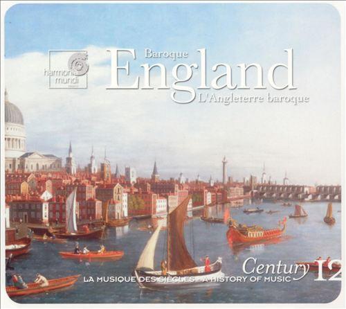 Baroque England
