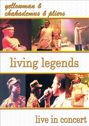 Living Legends in Concert