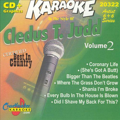 Cledus T. Judd, Vol. 2