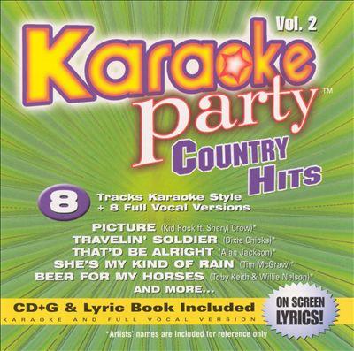 Karaoke Party - Country Hits, Vol. 2