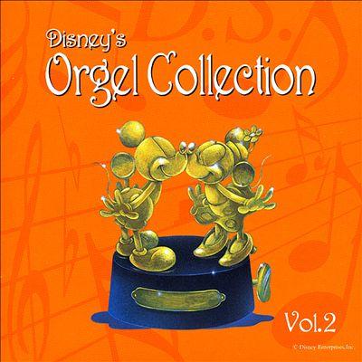 Disney's Orgel Collection, Vol. 2