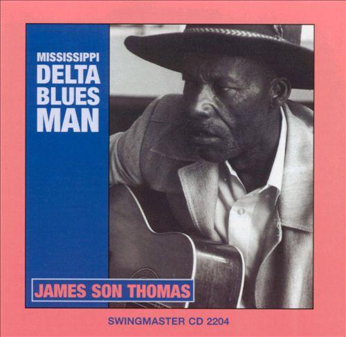 Mississippi Delta Bluesman