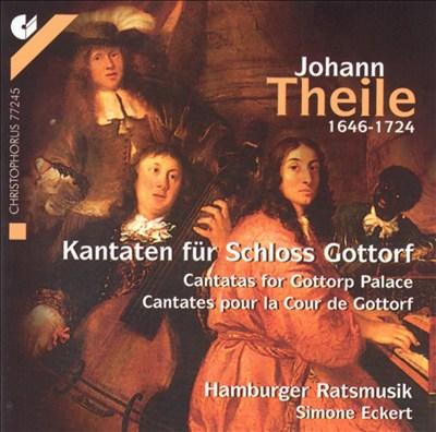 Theile: Kantaten für Schloss Gottorf