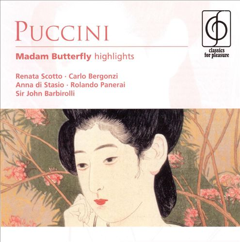 Puccini: Madam Butterfly [8 Highlights]