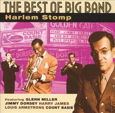 The Best of Big Band: Harlem Stomp
