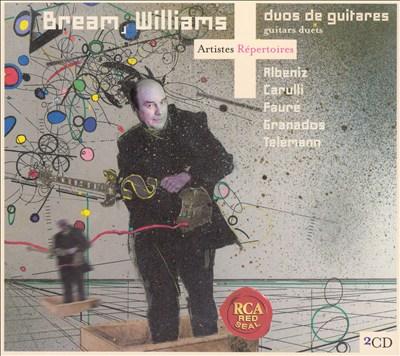 Bream, Williams: Duos de Guitares